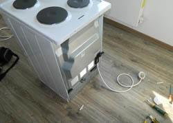 Установка, подключение электроплит город Таштагол