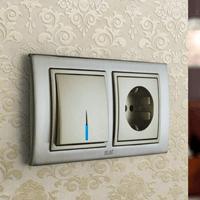 Установка выключателей в Таштаголе. Монтаж, ремонт, замена выключателей, розеток Таштагол.